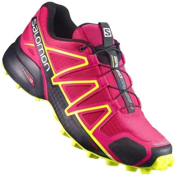 Zapatillas Salomon Speedcross 4 Mujer Trekking
