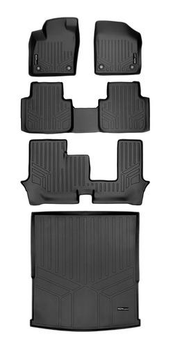 Maxfloormat® Pisos Calce Perfecto Volkswagen Atlas 2018-2019