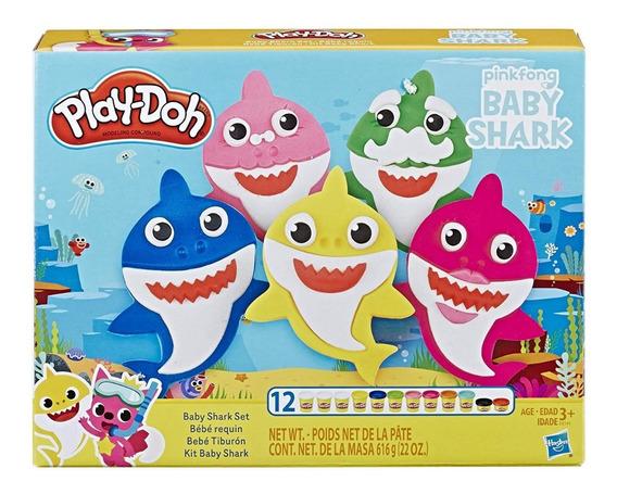 Play Doh Baby Shark Oficial En Español / Diverti