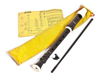 Flauta Dulce Aulos Soprano A-205 Digitacion Barroca, Im97