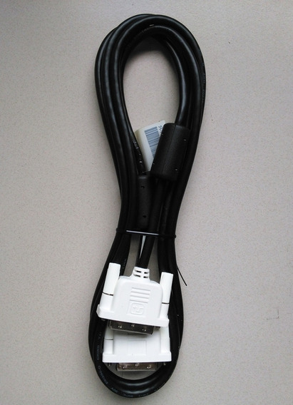 Cable De Video Dvi D Doble Filtro
