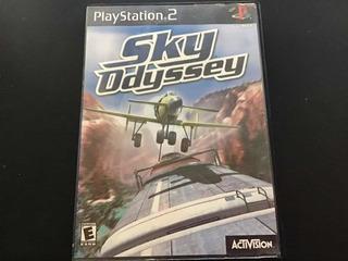 Sky Odyssey Ps2 Venta Tienda De Videojuegos