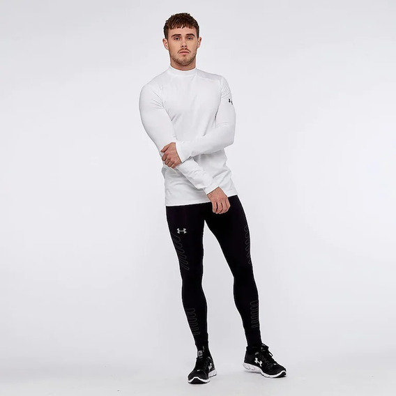 Under Armor Coldgear Reactor Manga Larga Hombres