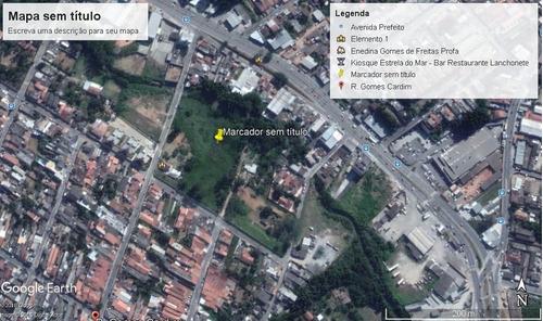 Imagem 1 de 1 de Terreno Em Mogi Moderno  -  Mogi Das Cruzes - 2792
