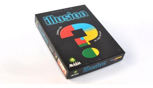 Juego De Mesa Ilusión De Maldon