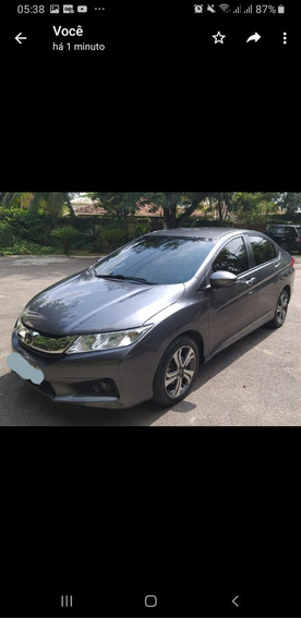 Honda City 1.5 Ex Flex Aut. 4p 2017