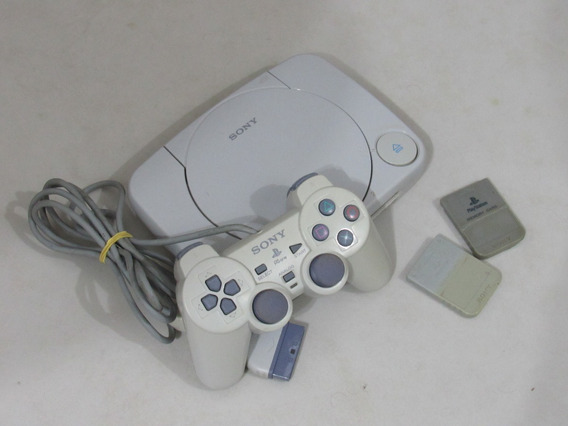 Playstation Ps One Modelo Scph-101