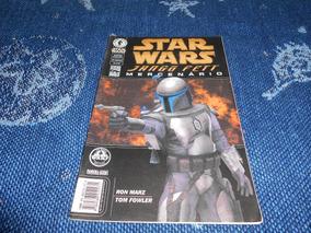 Hq Star Wars Jango Fett Mercenário - Ron Marz, 2002