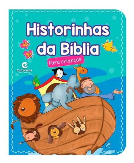 Biblia Infantil Histórias Da Bíblia Para Crianças Culturama