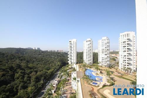 Imagem 1 de 15 de Apartamento - Tamboré - Sp - 503571