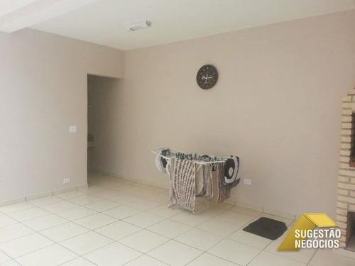 Ibiúna Casa Próxima Ao Centro Da Cidade - 2378