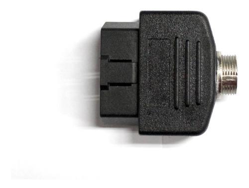 Imagem 1 de 1 de Conector Obdii Can/iso