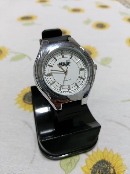 Relógio De Pulso Pump It Up Andamiro Oficial Quartz
