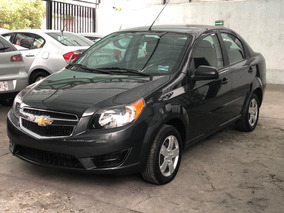 Bonito Chevrolet Aveo Ls 1.6