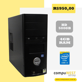 Computador I3 3220 3.30ghz