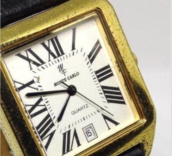 Relógio De Pulso Monte Carlo Unissex T0149 Webclock