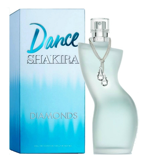 Shakira Perfume Dance Diamonds 80ml Eau De Toilette