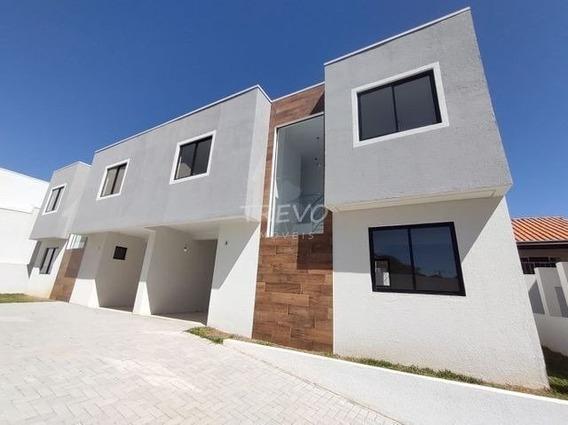 Casa Em Condominio - Novo Mundo - Ref: 2324 - V-2324