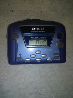 Walkman Aiwa Radio Y Cassette Oferta