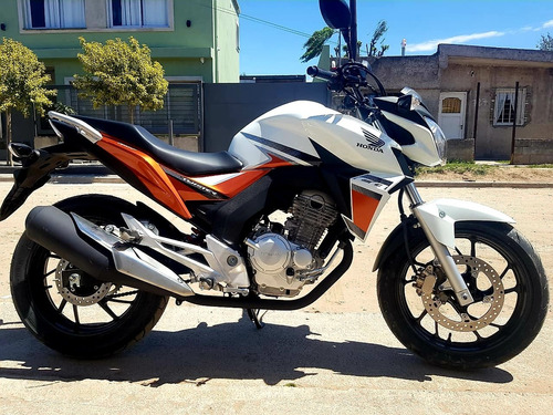 Honda Twister Cb 250cc