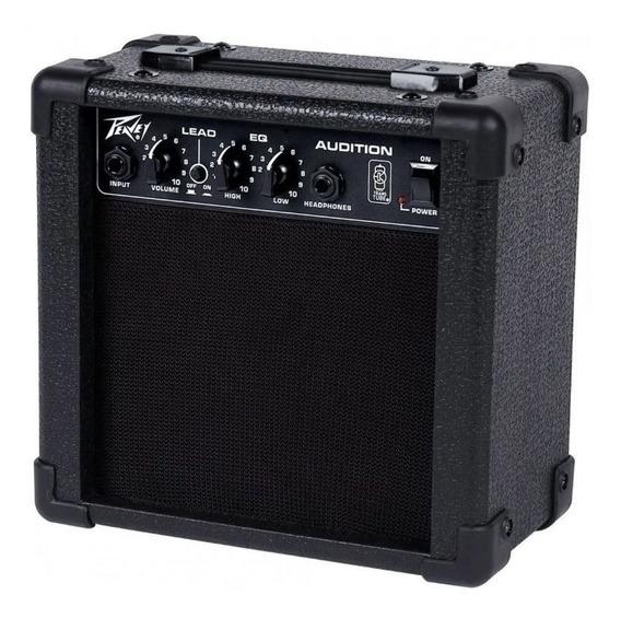 Amplificador Cubo Guitarra Peavey Audition 7w Com Overdrive