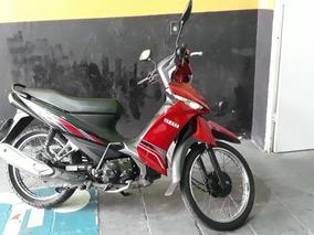 Yamaha T115 Crypton K 2014