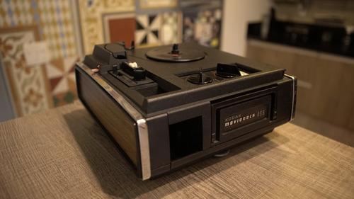 Projetor De Filmes Kodak Moviedeck 455