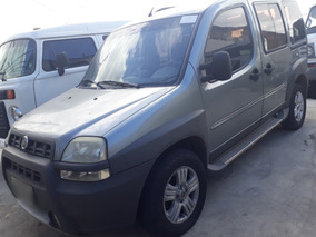 Fiat Doblo 2009 1.8 Adventure Locker R$24.999,00
