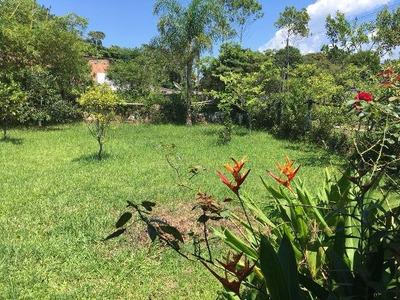 Terreno Em Itanhaém Com 280m² Lado Morro 3km Da Rodovia 3902