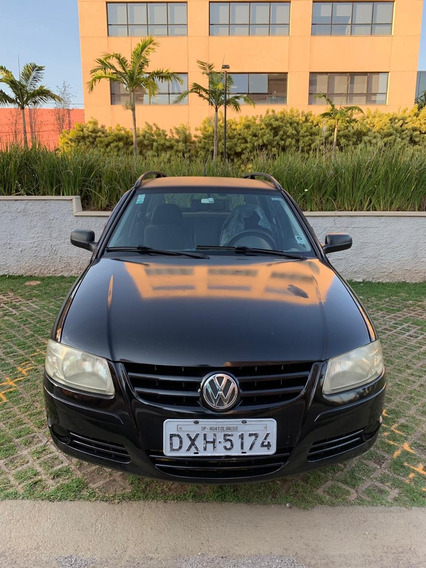 Volkswagen Parati 1.8 Plus Total Flex 5p 2007