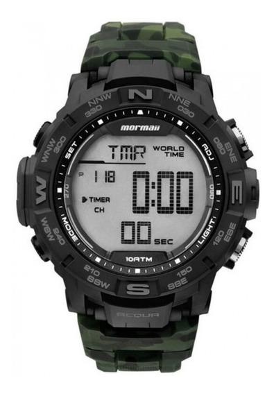 Relógio Mormaii Camuflado Masculino Mo1173c/8v Digital