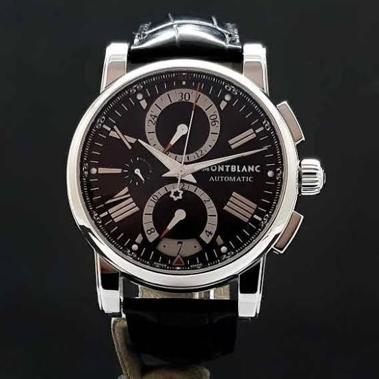 Relógio Montblanc 102377 Star