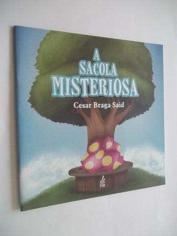 * A Sacola Misteriosa - Cesar Braga Said - Livro