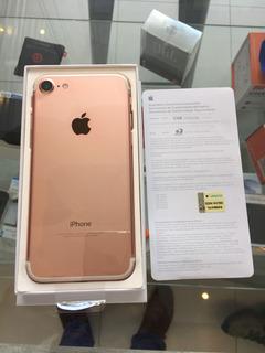 iPhone 7 128 Gb Rose Anatel