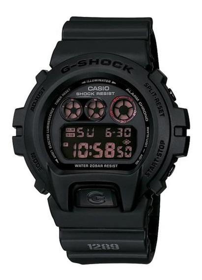 Relógio Masculino Casio G-shock Dw-6900ms-1dr