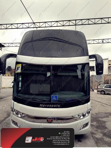 Paradiso 1800 Dd G7 Ano 2011 Scania K380 Jm Cod.1332