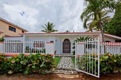 Casa En Villa Ana María Sosua Rac-101