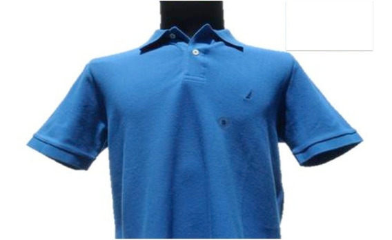 Playera Tipo Polo Nautica