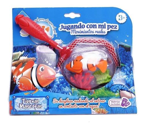 Atrapa Al Pececito - Juegos Y Juguetes