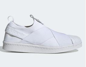 Kit 2 Tênis adidas Slip On Feminino Masculino Original