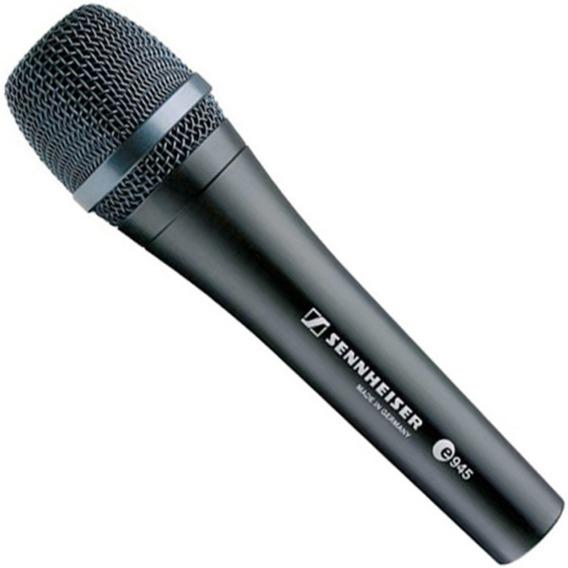 Microfone Sennheiser E945 Supercardióide Original