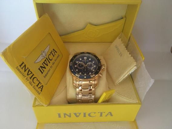Invicata Pro Diver 0073 18k Swiss Movement