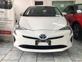 Toyota Prius 1.8 Base Cvt 2016 Reporte De Recuperado