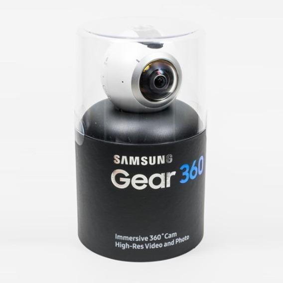 Câmera Samsung Gear 360 Sm C200