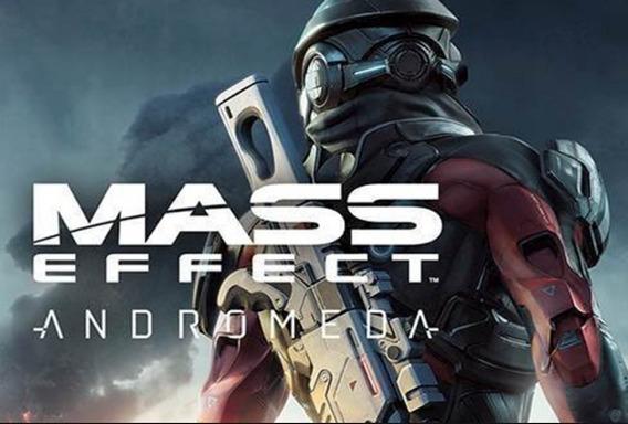 Mass Effect Andromeda Deluxe-pc-dvd (midia Fisica)