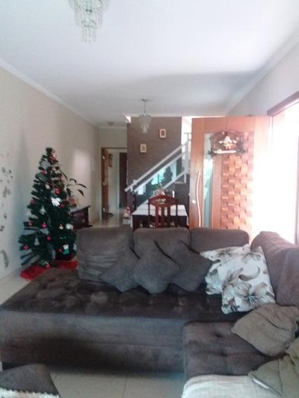 Lindo Sobrado No Condomínio Vila Deste, 3 Dorms. Marcia80946