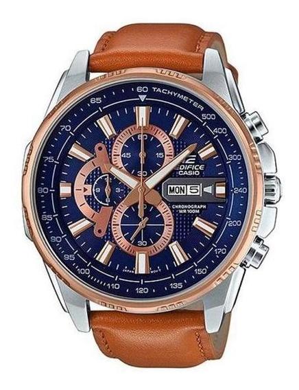 Relogio Casio Edifice Chronograph Analogico Efr-549l-2avudf