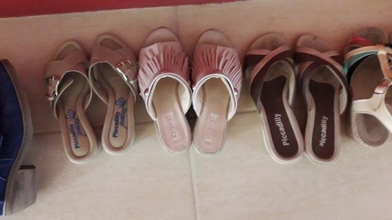 Lote Calzado 36 Zapatillas 37