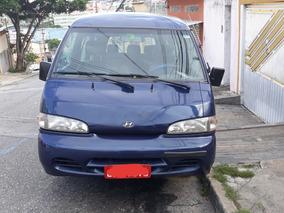Hyundai H100 2.6 Gls Diesel Longa 16 Lugares Leia Descrição