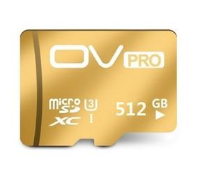 Cartão Micro Sd Ov Pro 512gb Classe 10 Smart Card Flash 3.0